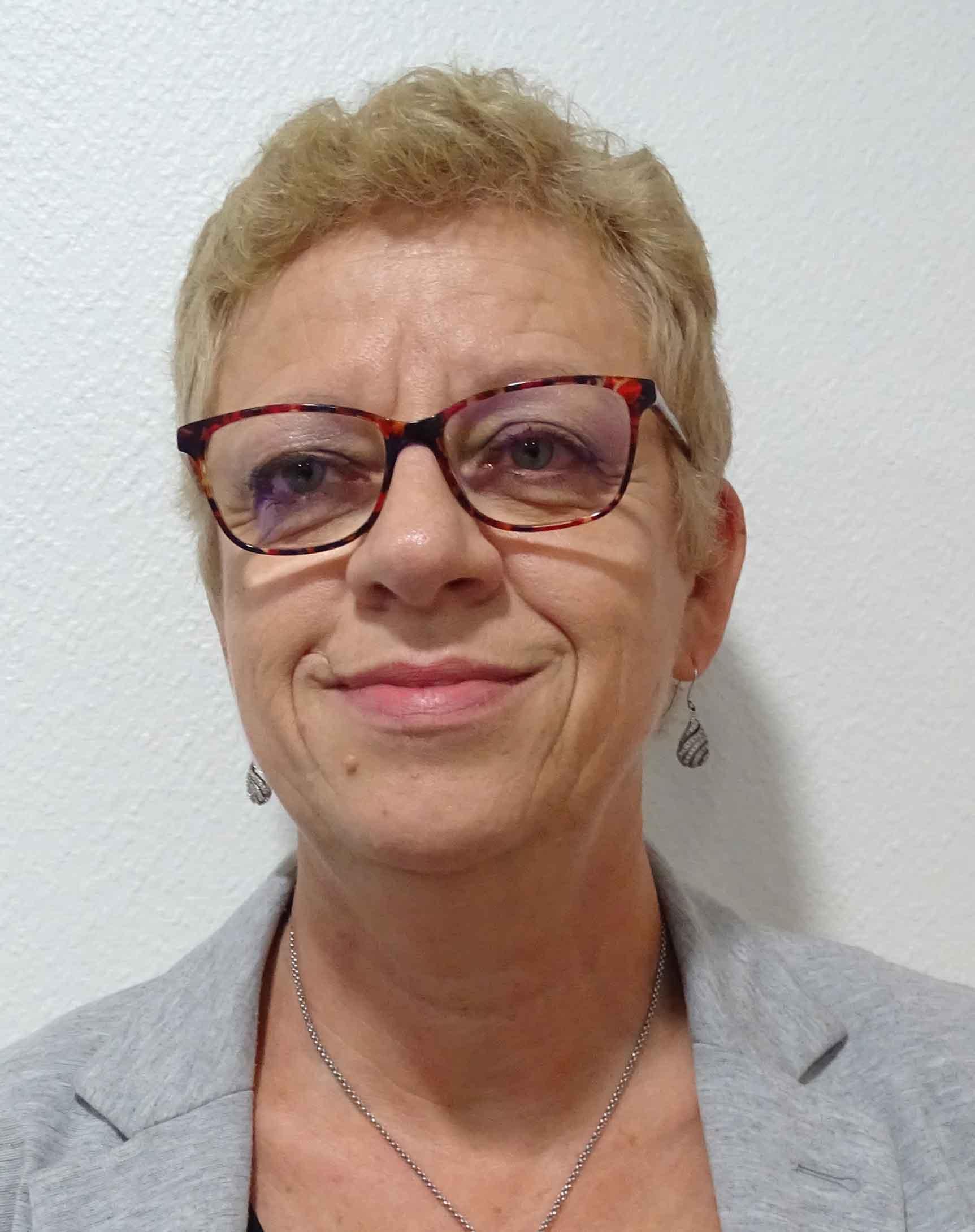 Claudine GAUDELAS