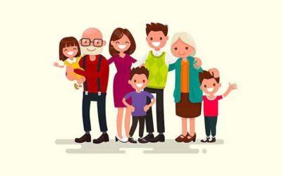 Déclarer mes changements de situation familiale
