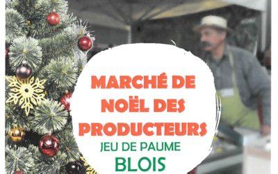 Marché de Noël de Blois
