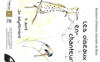 Exposition «les Oiseaux en-chanteurs»