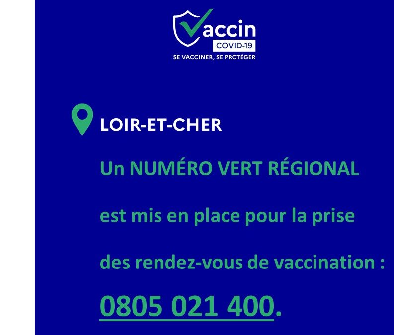 La Vaccination en Loir-et-Cher