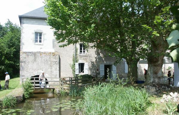 Portes ouvertes Moulin d'Arrivay