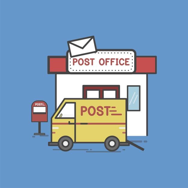 Horaires d'ouverture de la Poste